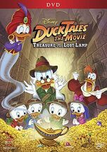 DuckTales the MOVIE 2014 Reissue