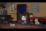 Jake Asks Lao Shi & Fu Dog Why is Hayley Being Dragon Trained When She is Only 8 Years Old