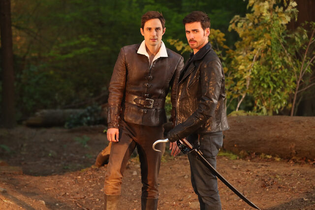 File:Once Upon a Time - 7x02 - A Pirates Life - Photogrpahy - Henry and Hook.jpg