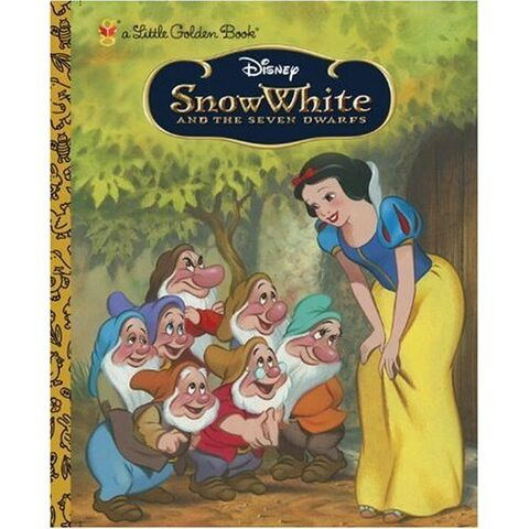 File:Snow White and the Seven Dwarfs Little Golden Book.jpg