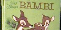 Bambi (Tell-A-Tale Book)