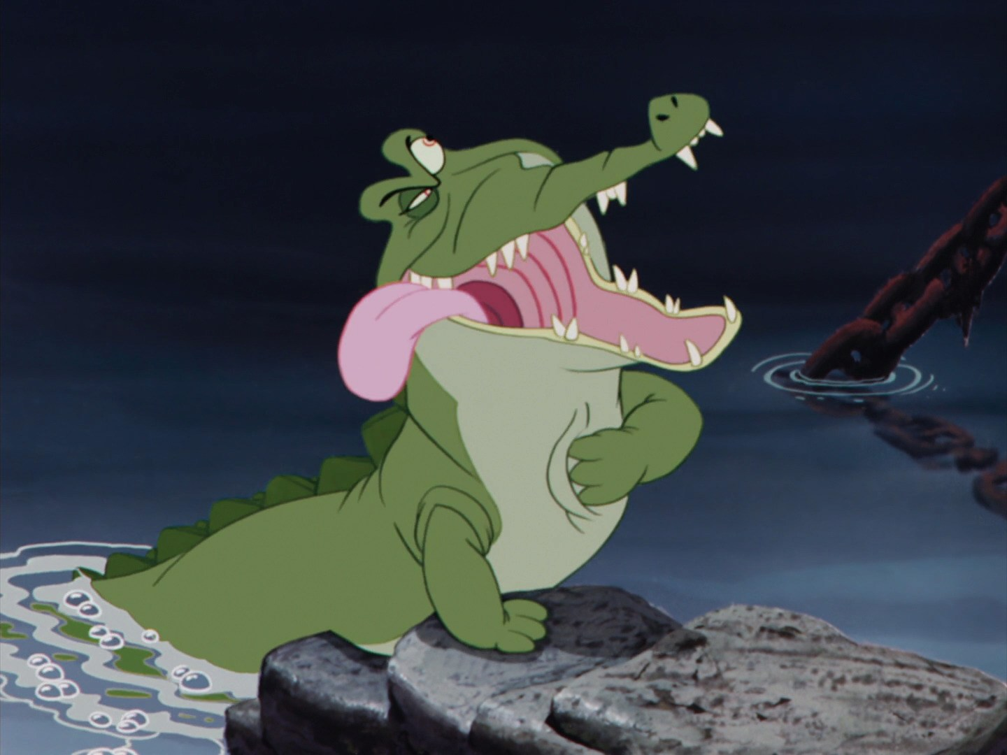 File:Crocodile Licking his Chops.jpg