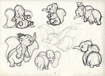 Dumbo II Sketch Dumbo