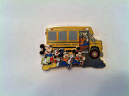 Back to school 2007 pin