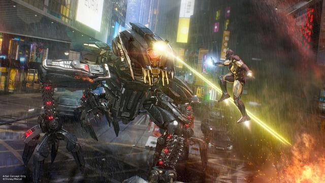 File:Iron Man Battle Iron Man Experience Concept Art.jpg