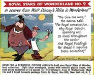 Royal stars of wonderland card 9