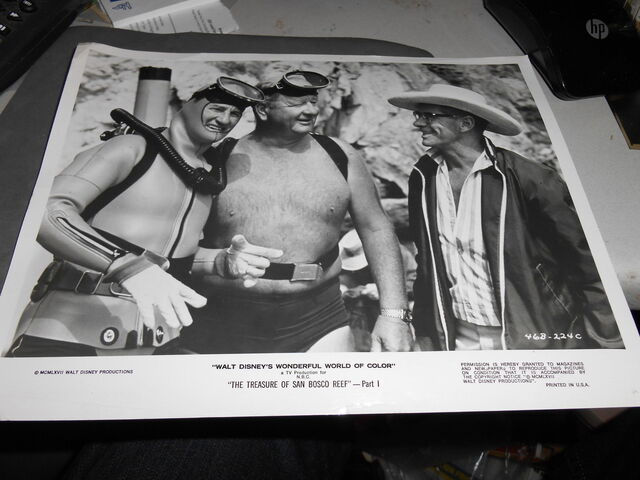File:The Treasure of San Bosco Reef Press Photo.jpg