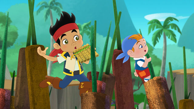 File:Jake &Cubby in Cattail Chasm.jpg
