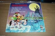 Pardners CD back cover