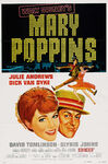 Poster - Mary Poppins