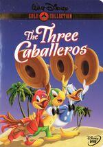 TheThreeCaballeros GoldCollection DVD