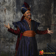 Descendants - Jafar
