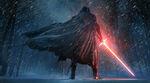 Kylo Ren Lightsaber Concept Art
