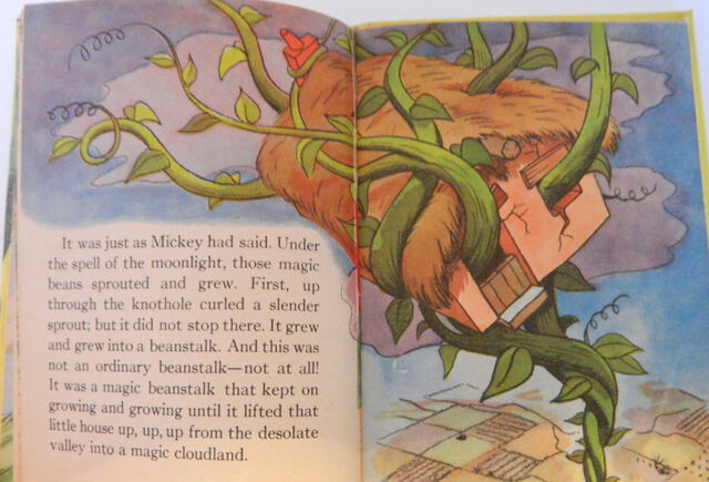 File:Mickey and the Beanstalk Story Hour beanstalk illustration.jpg