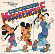 P33e disney mousercise