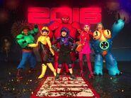 Big Hero 6 Disneyland Paris
