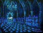 Elsa Throne Room