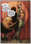 Squirrel girl comic