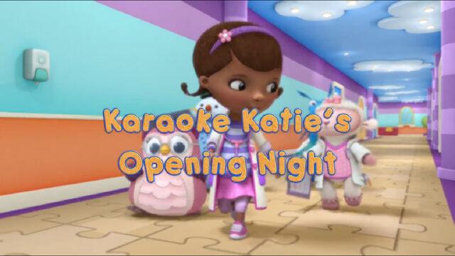 File:Karaoke katie's opening night title.jpg