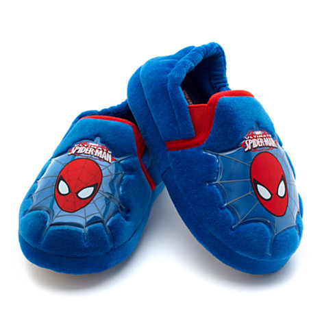 File:Spider-Man Slippers For Kids.jpg