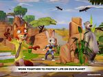 Disney Infinity Earth Day app