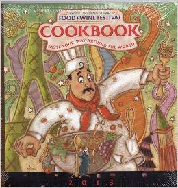 File:Disney world epcot international food & wine festival 2013 cookbook.jpg