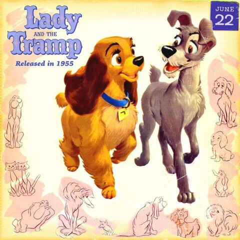 File:Lady and the tramp june 22nd 1955 this day in disney history.jpeg