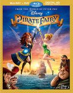 The Pirate Fairy Blu-ray