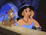 Jasmine and Abu Shocked - Stinker Belle