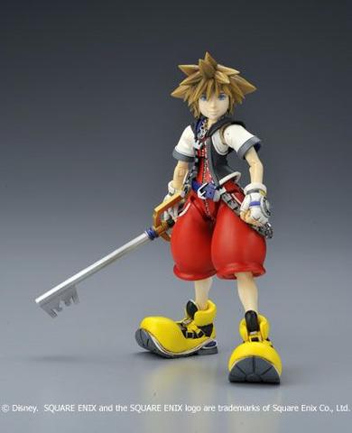 File:Sora (Play Arts Figure - Series 3).png