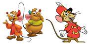 3 unblind mice