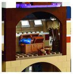 Disney Castle Lego Playset 08