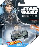 Jyn Erso Hot Wheels