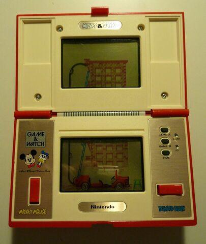 File:Mickey & Donald - Game&Watch - Nintendo.jpg