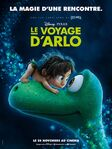The Good Dinosaur French Poster 2