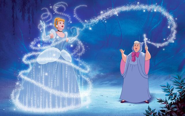 File:Disney Princess Cinderella's Story Illustraition 10.jpg