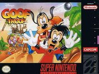 Goof Troop (video game)