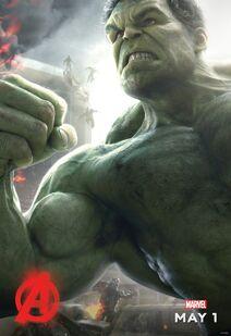 Hulk AOU Poster