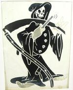 The Grim Reaper Disney Design