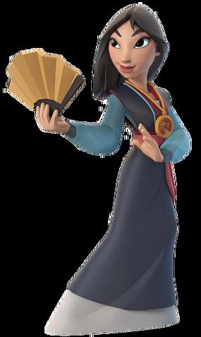 File:Mulan Disney INFINITY.png