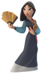 Mulan Disney INFINITY
