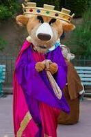 Prince John Disneyland