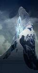 Ice palace artwork