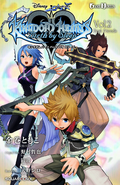 Kingdom Hearts Birth by Sleep Novel 2
