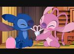 Angel and stitch kwaaii by stitchvspikachu