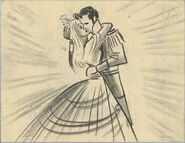Cinderella - Dancing on a Cloud Deleted Storyboard - 84