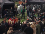 The muppets again filming 12