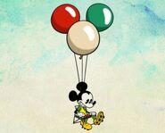 Hiddenmickeyballon