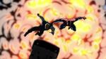 Spider-Man Rescues Flash Thompson
