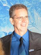 Chris Buck, Frozen premiere, 2013
